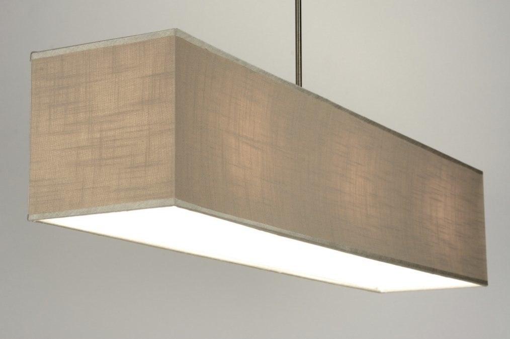 Hanglamp 71813: landelijk, rustiek, modern, stof #0
