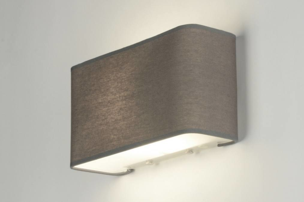 Wall lamp 71815: rustic, modern, contemporary classical, fabric #0