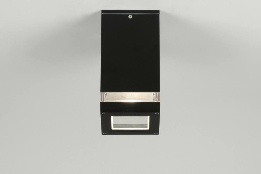deckenleuchte 71911 schnaeppchen modern design schwarz. Black Bedroom Furniture Sets. Home Design Ideas