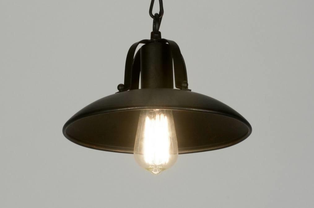 Hanglamp 71954: industrie, look, landelijk, rustiek #0