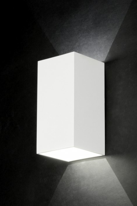 Wall lamp 71977: designer, modern, aluminium, metal #0