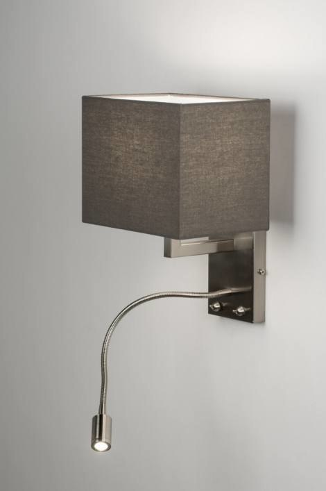 Wall lamp 72046: rustic, modern, contemporary classical, fabric #0