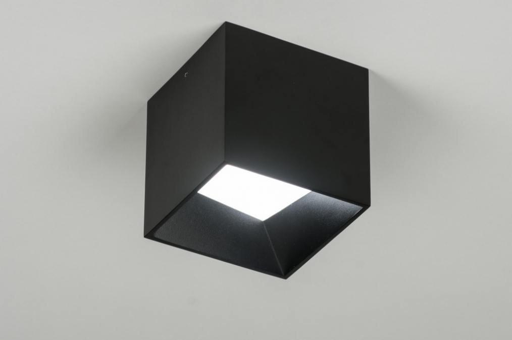 Ceiling lamp 72066: designer, modern, aluminium, plastic #0