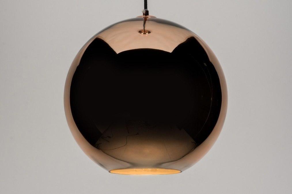 Hanglamp 72093: modern, retro, koper, roodkoper #0