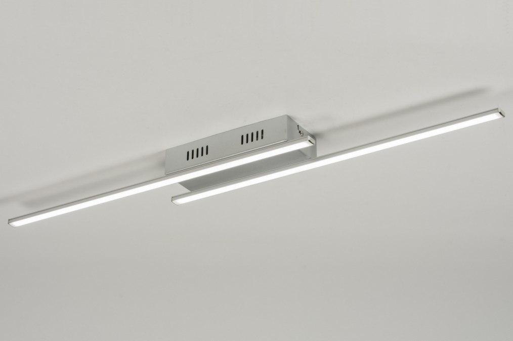 Plafondlamp 72104: sale, design, modern, kunststof #0