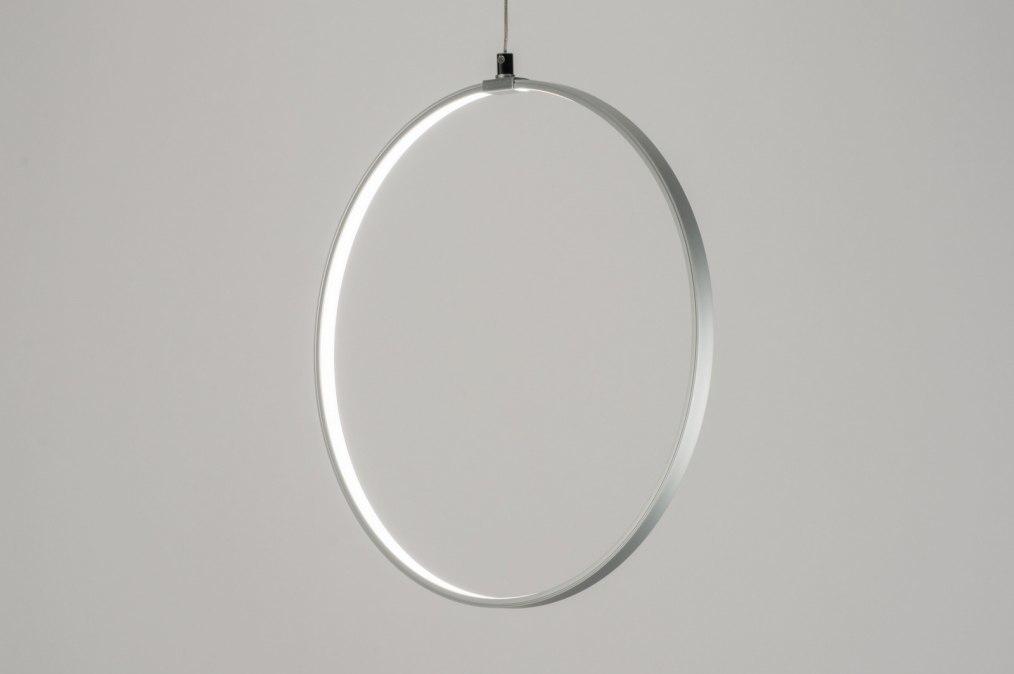 Hanglamp 72115: sale, modern, design, aluminium #0
