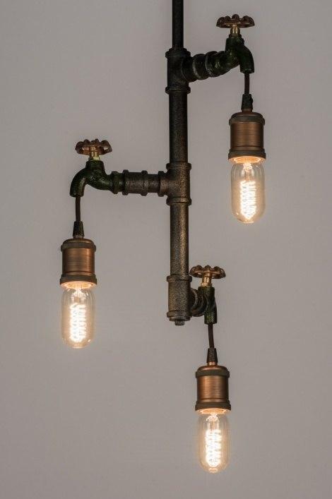 Hanglamp 72177: industrie, look, landelijk, rustiek #0
