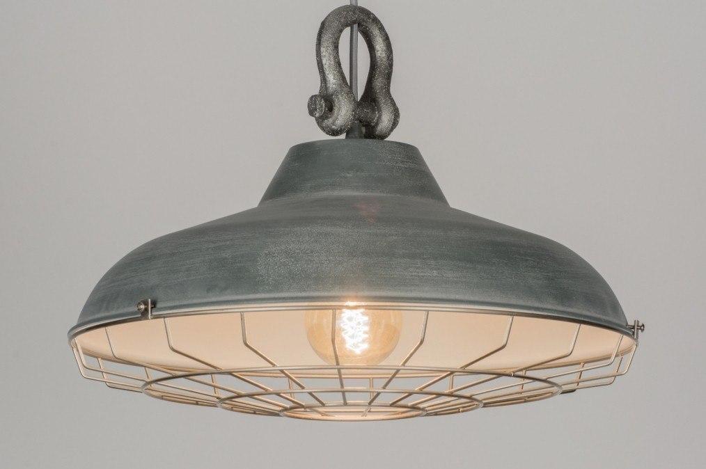 Hanglamp 72225: industrie, look, landelijk, rustiek #0