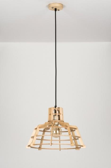 pendelleuchte 72233 modern laendlich rustikal design. Black Bedroom Furniture Sets. Home Design Ideas