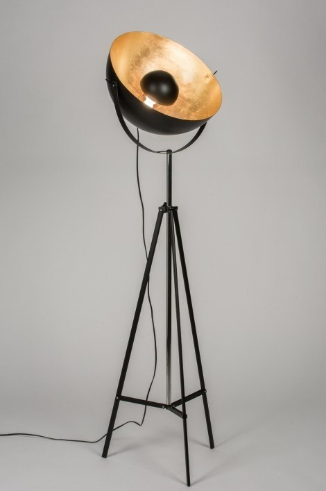 Floor lamp 72238: modern, retro, contemporary classical, metal #0