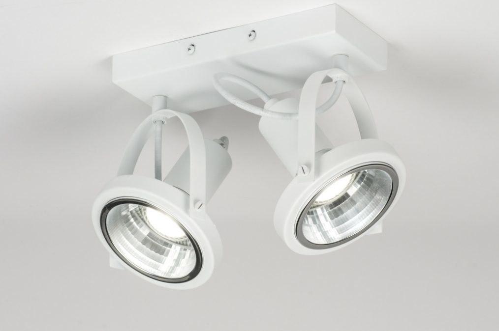 Plafondlamp 72247: industrie, look, modern, metaal #0