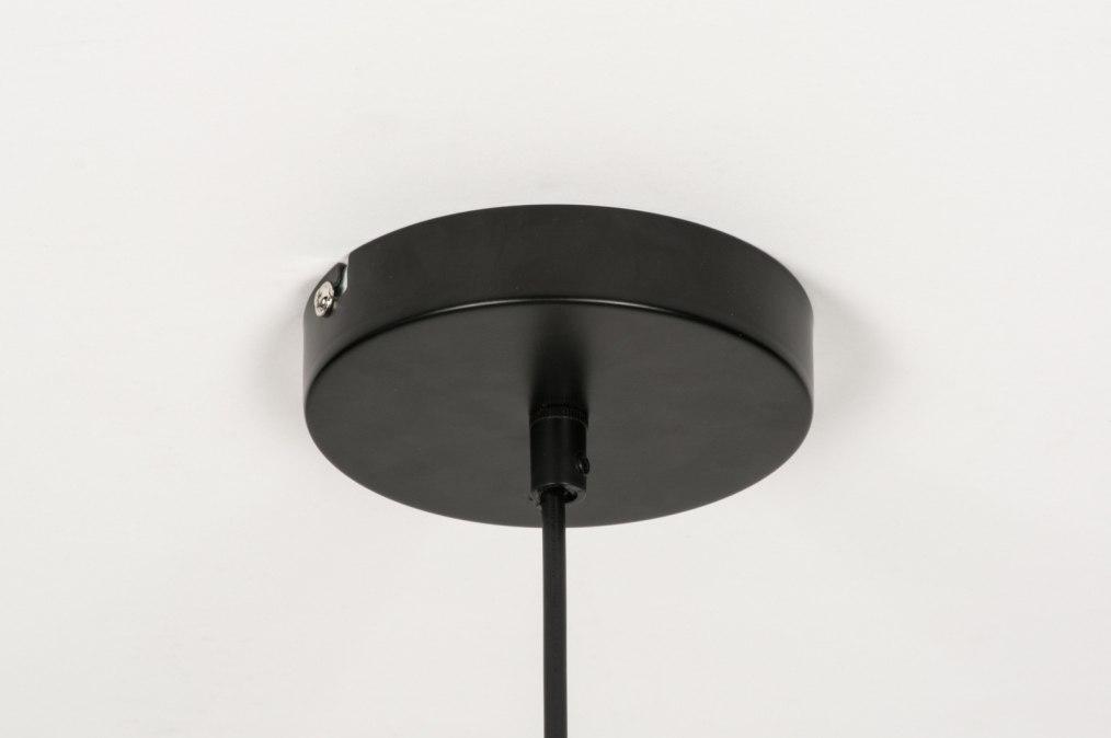 Slaapkamer Lamp Zwart : Hanglamp modern landelijk rustiek zwart