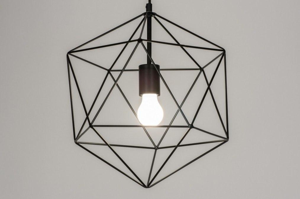 Hanglamp 72270: landelijk, rustiek, modern, metaal #0