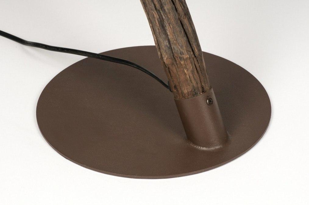 tischleuchte 72348 modern laendlich rustikal design coole lampen grob. Black Bedroom Furniture Sets. Home Design Ideas