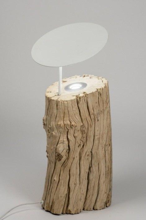 Tafellamp 72351: sale, design, landelijk, rustiek #0