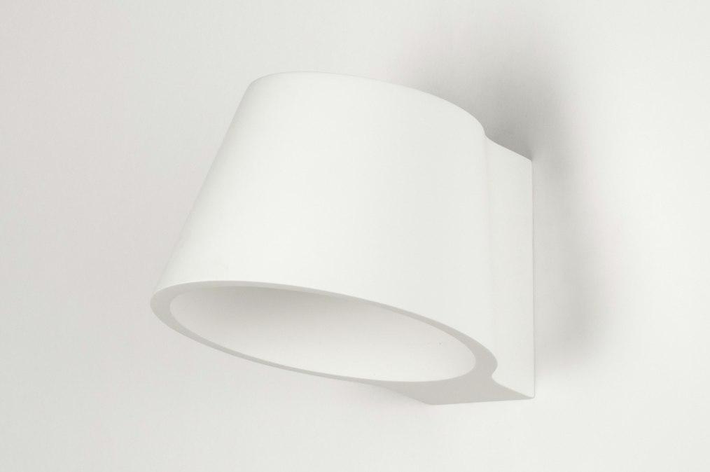 applique murale 72433 moderne rural rustique blanc ceramique. Black Bedroom Furniture Sets. Home Design Ideas