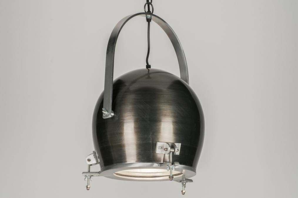 Hanglamp 72454: industrie, look, modern, stoer #0
