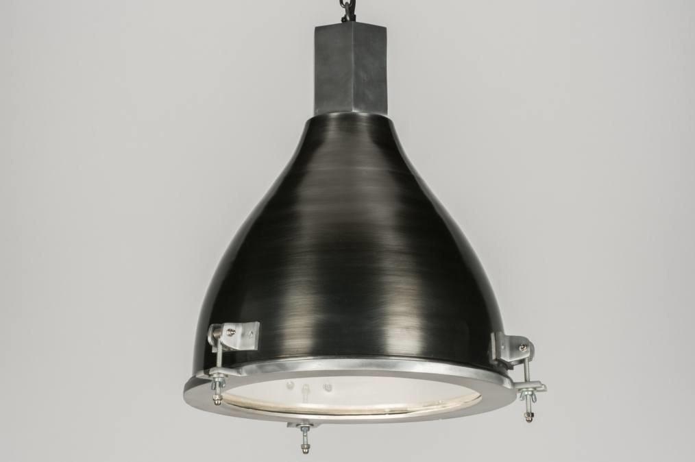 Hanglamp 72455: modern, industrie, look, stoer #0