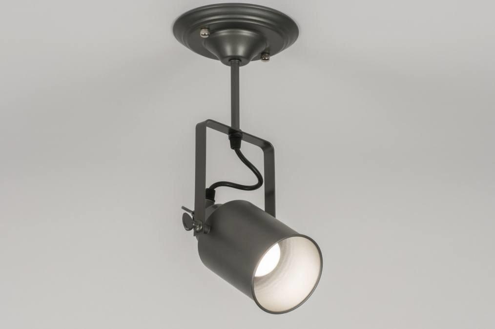 Plafondlamp 72468: industrie, look, landelijk, rustiek #0