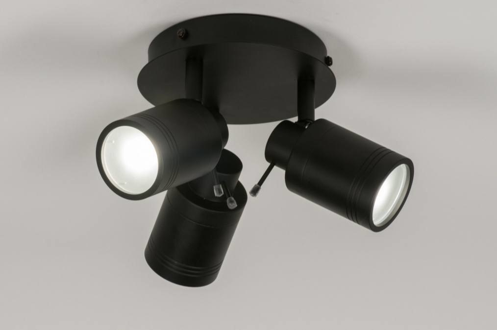 Spotlight 72531: industrial look, modern, aluminium, metal #0