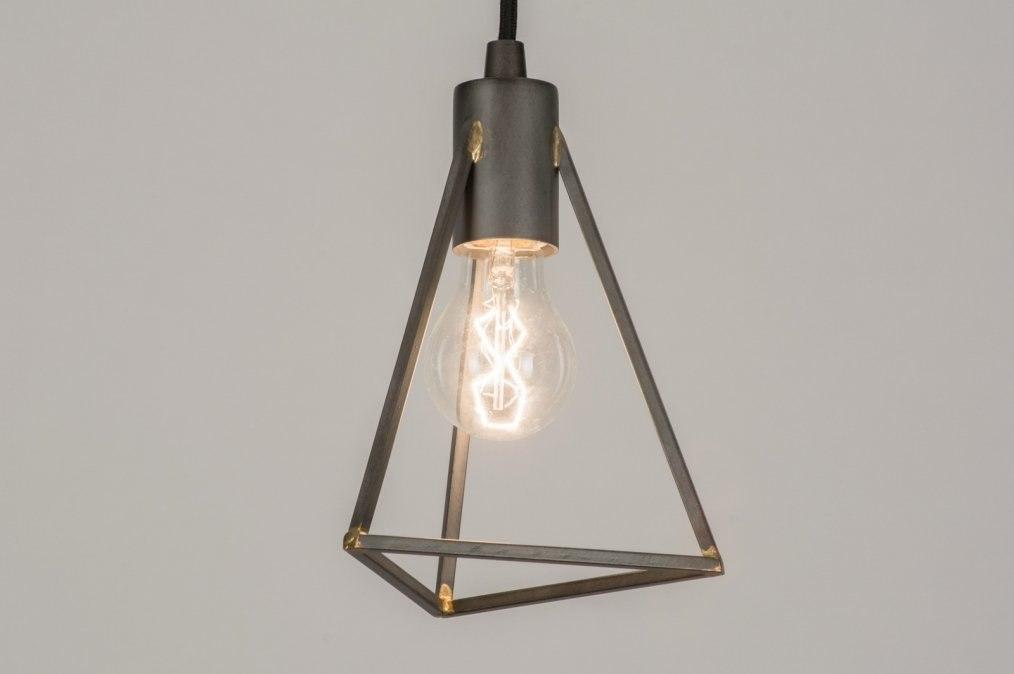 Hanglamp 72551: industrie, look, landelijk, rustiek #0