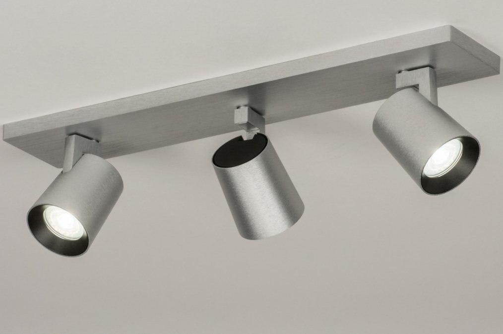 Plafondlamp 72574: sale, design, modern, aluminium #0