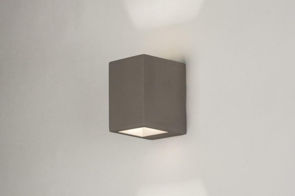 Wandlamp 72584: sale, industrie, look, landelijk #0