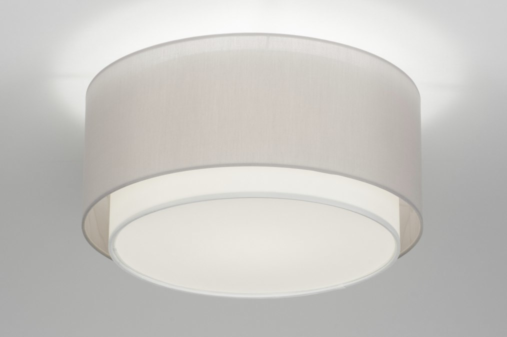 Ceiling lamp 72620: rustic, modern, contemporary classical, fabric #0