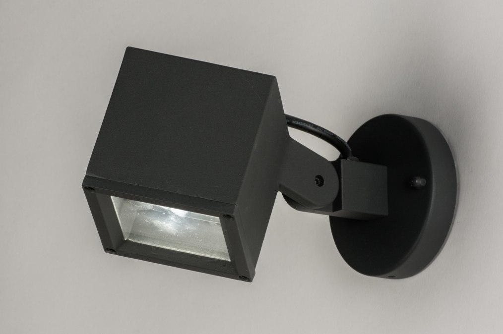 Wandlamp 72635: design, modern, aluminium, metaal #0