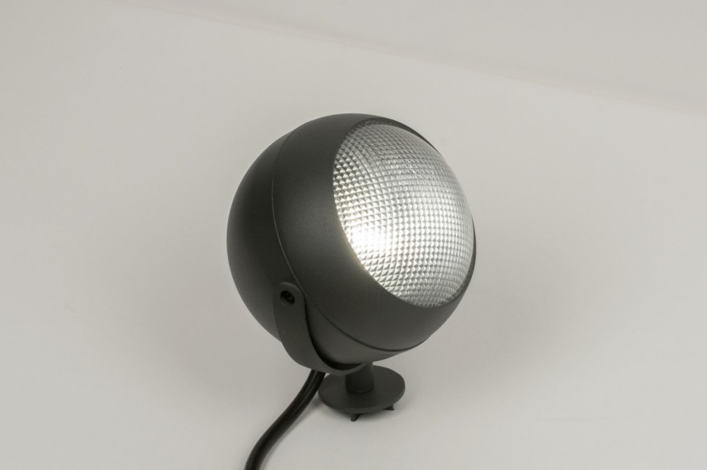 Buitenlamp 72648: modern, retro, aluminium, metaal #0