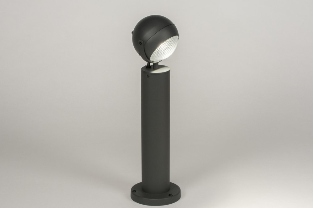 Vloerlamp 72649: sale, modern, retro, aluminium #0