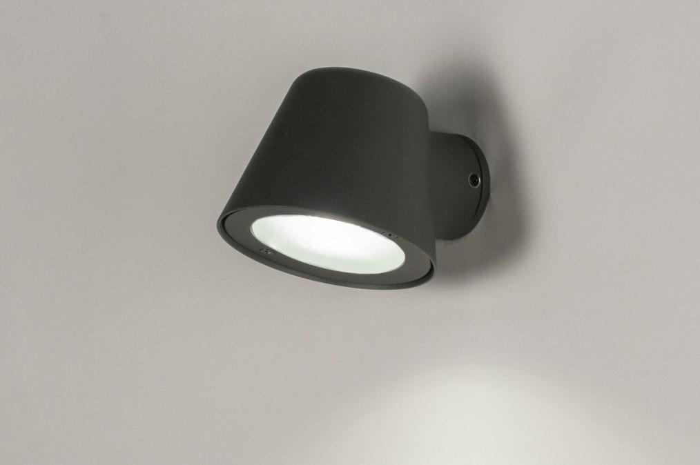 Wandlamp 72650: industrie, look, design, modern #0