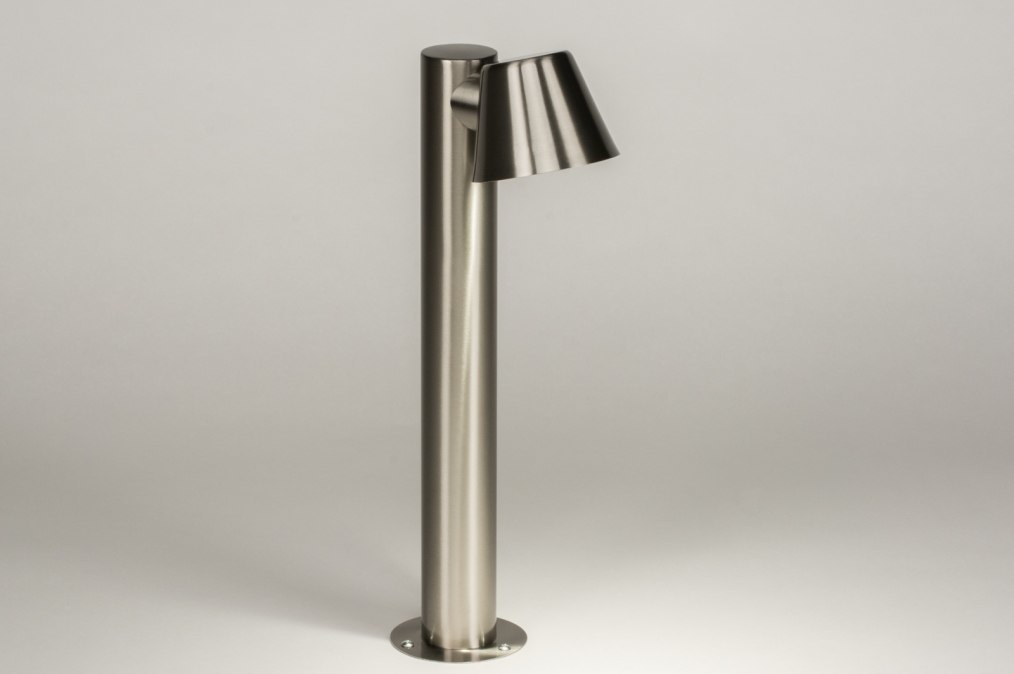 Floor lamp 72655: sale, designer, modern, stainless steel #0