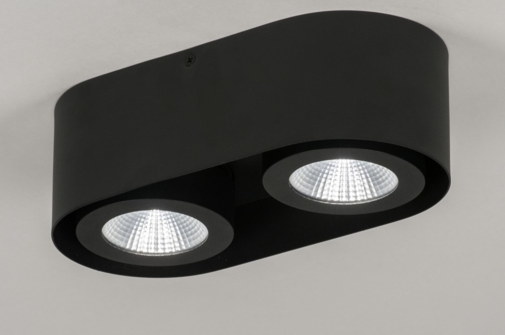 Plafondlamp 72689: design, modern, aluminium, metaal #0