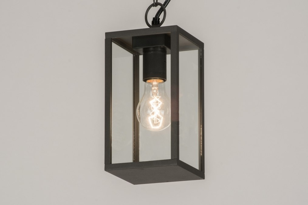 Hanglamp 72714: landelijk rustiek, modern, eigentijds klassiek, glas #0