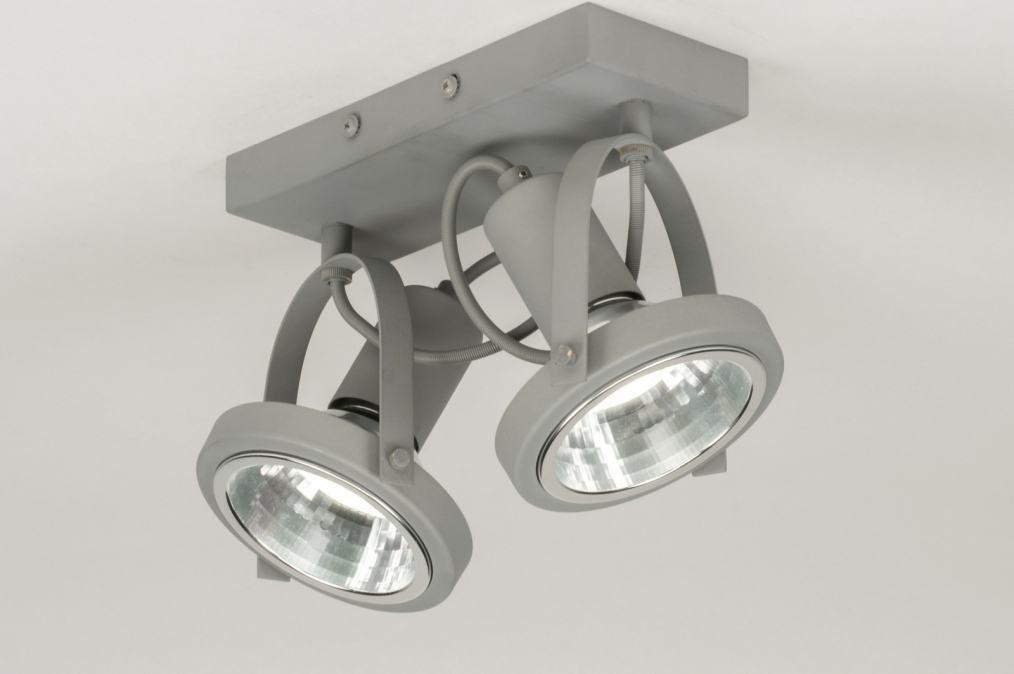 Plafondlamp 72723: modern, landelijk, rustiek, stoer #0