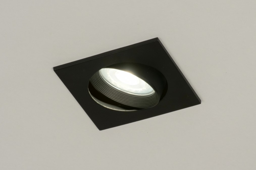 Recessed spotlight 72724: industrial look, rustic, modern, contemporary classical #0