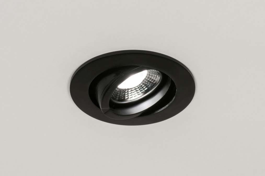 Recessed spotlight 72727: rustic, modern, contemporary classical, metal #0