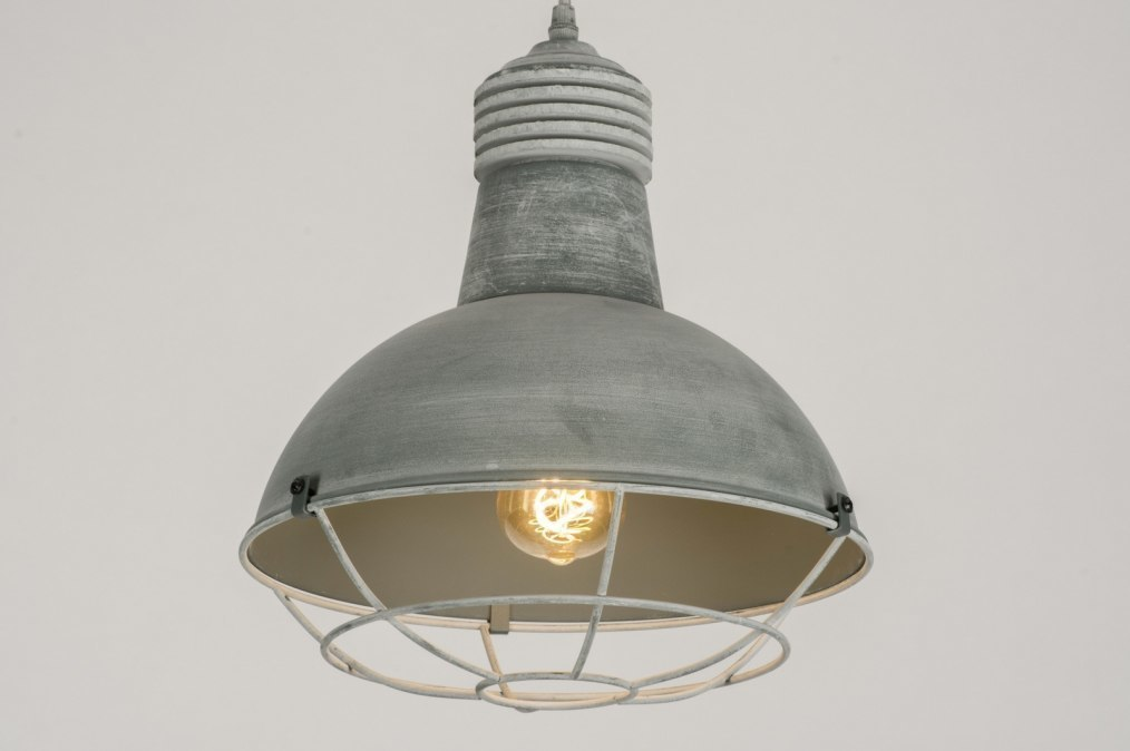 Pendant light 72732: industrial look, rustic, modern, metal #0