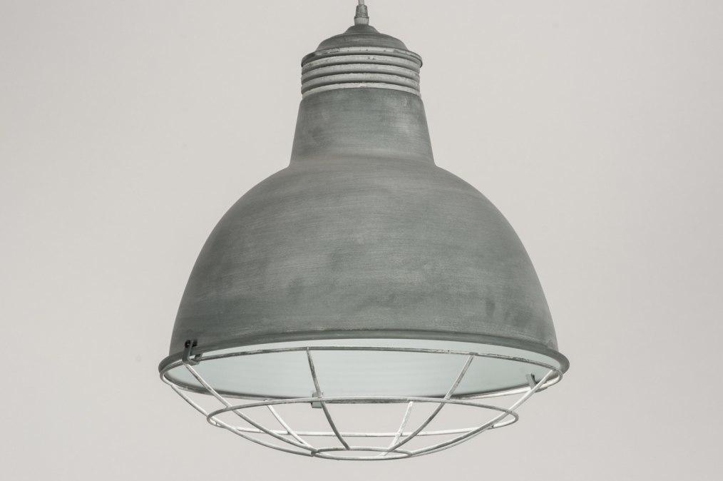 Hanglamp 72733: modern, landelijk, rustiek, industrie #0
