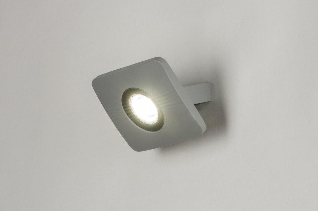 Wall lamp 72747: sale, designer, modern, aluminium #0