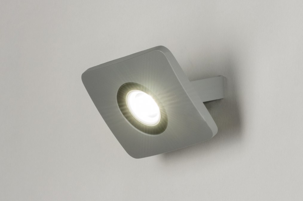 Wandlamp 72748: sale, design, modern, aluminium #0