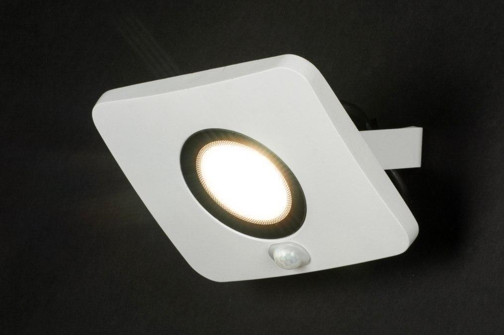 Wandlamp 72756: design, modern, aluminium, metaal #0