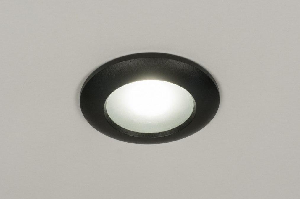 Inbouwspot 72775: design, modern, aluminium, metaal #0
