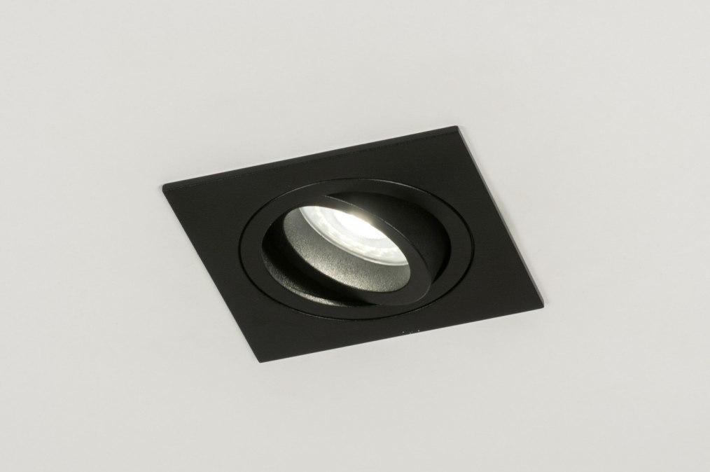 Recessed spotlight 72776: designer, modern, aluminium, metal #0