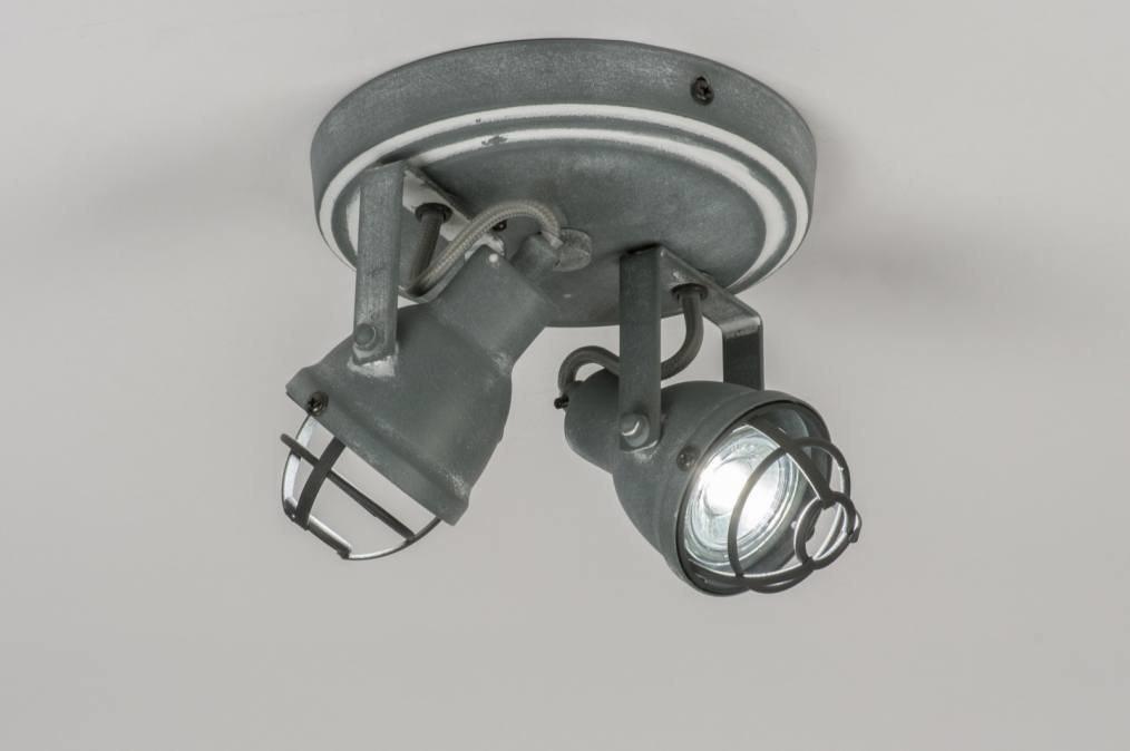 Spotlight 72858: industrial look, rustic, raw, retro #0