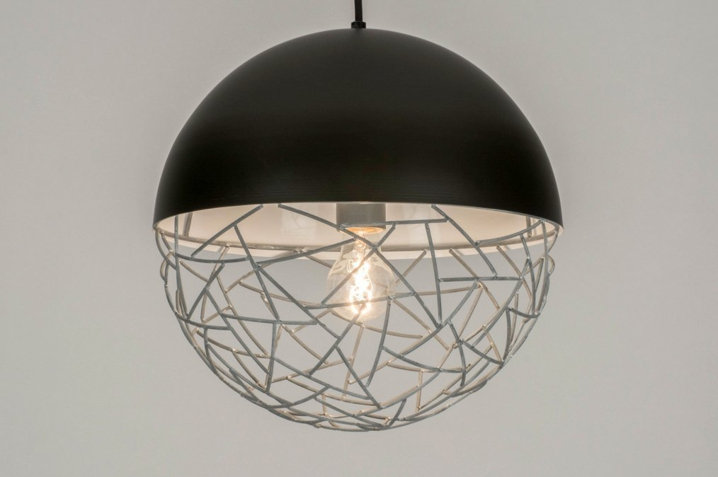 Hanglamp 72871: sale, modern, stoer, raw #0