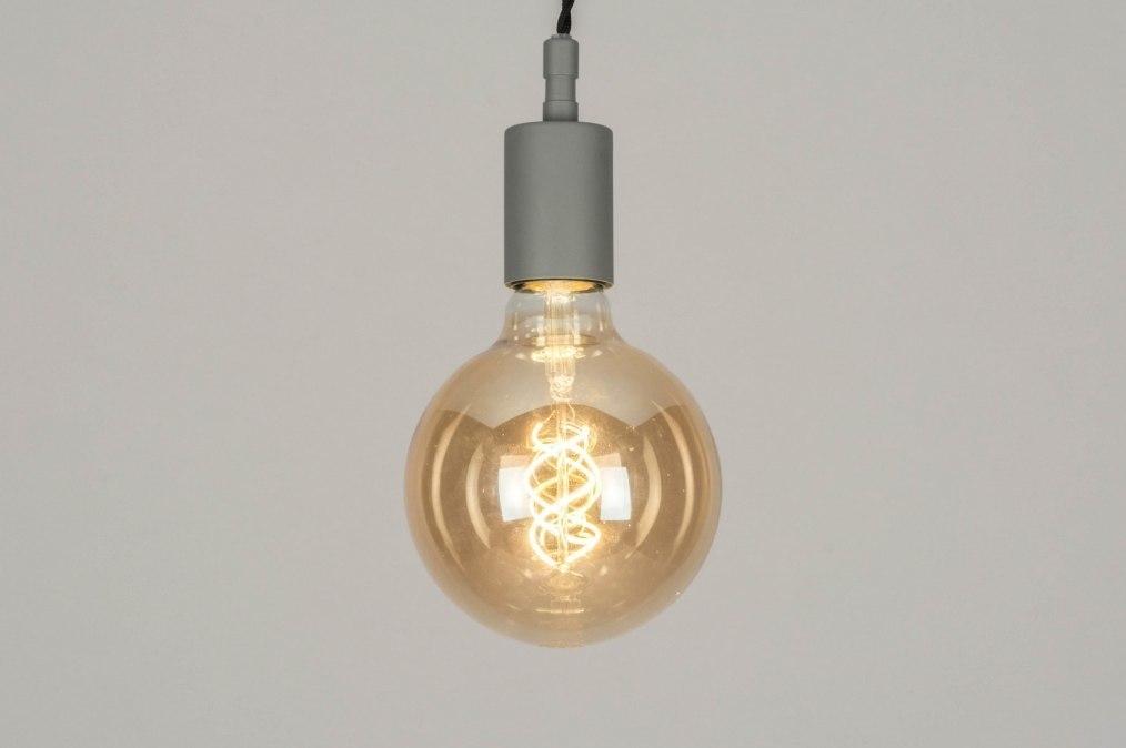 Hanglamp 72948: industrie, look, modern, metaal #0
