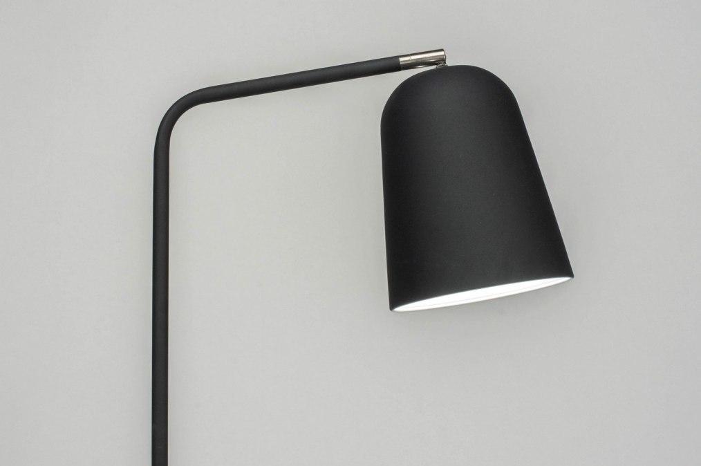 ≥ stoere zwaar masief houten vloerlamp lampen vloerlampen