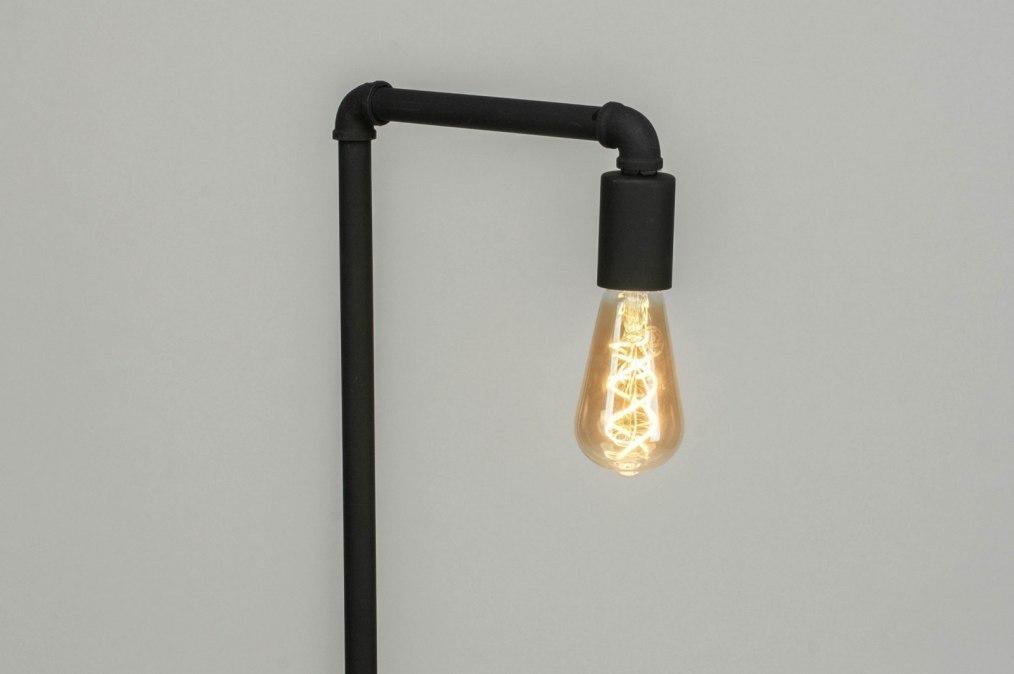 Floor lamp 72964: industrial look, modern, raw, concrete #0